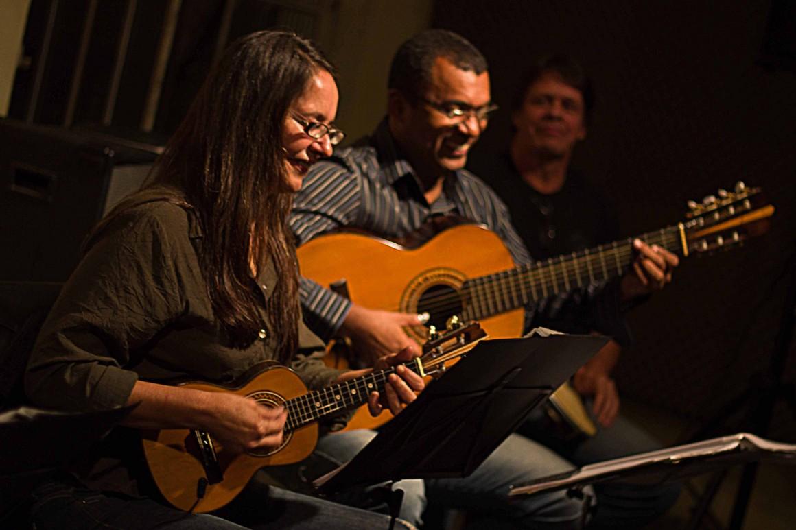Ciron Silva (violão de 7 cordas)