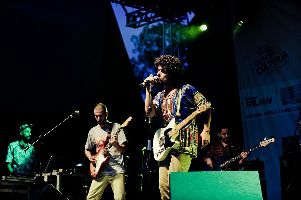 Amplexos, Festival Polifonia 2014. Foto: Marcela Aguiar